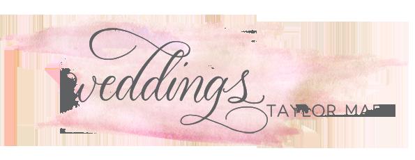 Weddings Taylor Made